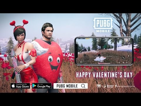 Trong ngày Valentine 14/2 sắp tới? PUBG Mobile hé lộ trang phục độc quyền