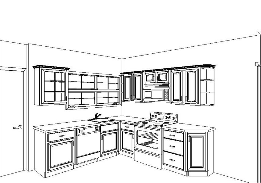 small galley kitchen design layouts