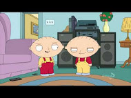 Family Guy - The Hand That Rocks the Wheelchair