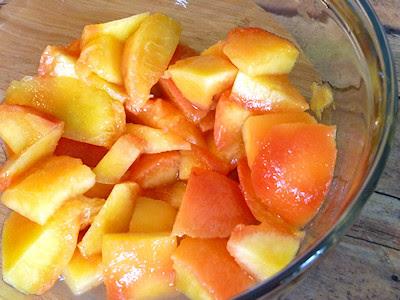 Sookie's Peach Sauce (Gilmore Girls Food and Geekery)