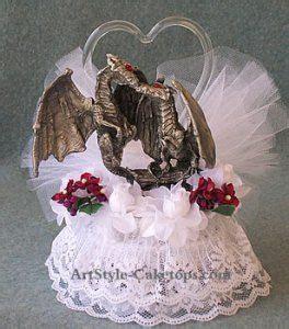 midevil weddings   medieval wedding cake toppers