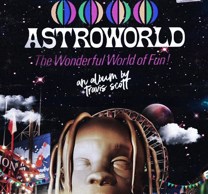 Astroworld Wallpaper - New Wallpapers