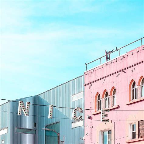 nice  pink aesthetic blue aesthetic pastel wallpaper