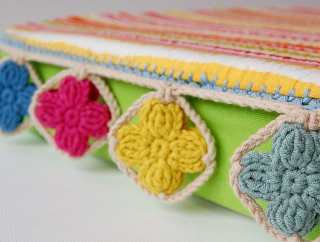 "handmade ""gipsy pillow"""