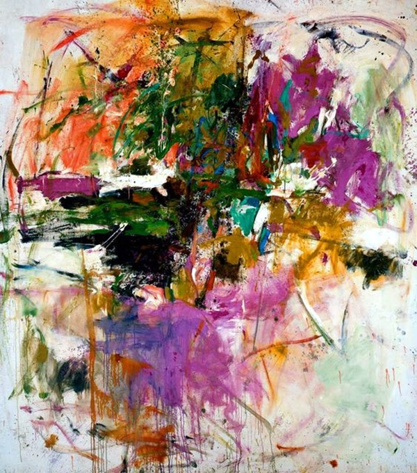 Beautiful Examples of Abstract Expressionism Art Works (17)