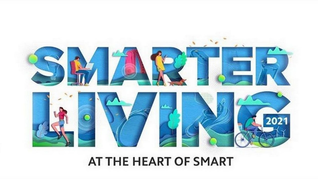 The Smarter Living 2021 event will start at 12 pm today