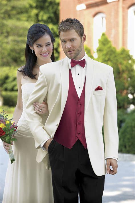 Ivory La Strada Modern Fit Tuxedo   Jim's Formal Wear