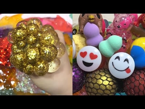 ASMR Video Most Satisfying Playing Slime With A lot Of Toys & More 2020 #16