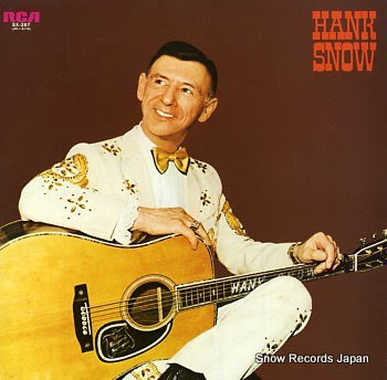 SNOW, HANK s/t