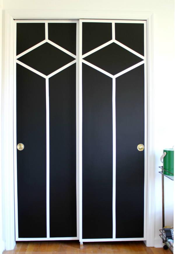 Wall Painting Ideas And Painting Designs Using Painters Tape