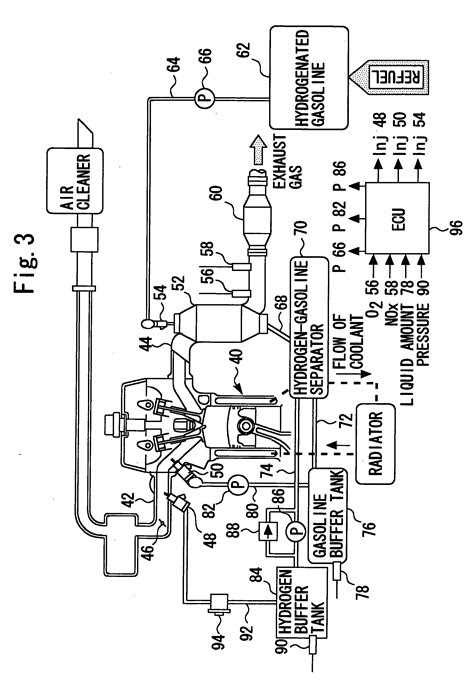 Patent US20070028905 - Internal combustion engine
