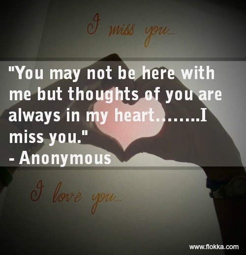 24 Miss You Quotes That Will Stir Up Emotions Flokka