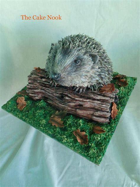 Hedgehog Cake, Animal Right Collaboration   CakeCentral.com