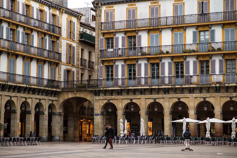 Callejeando por San Sebastián
