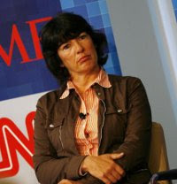 Christiane Amanpour, CNN, Freemasonry, Freemasons, Freemason, Masonic, Secret Society