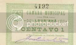 1 centavo da Câmara Municipal da Lourinhã - Image hosted by Photobucket.com
