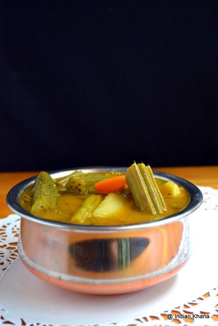 Sindhi Kadhi Chawal Recipe