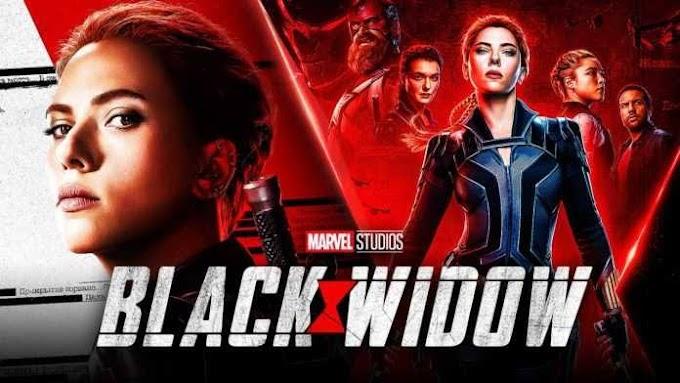 Black Widow (Hindi Dubbed) Full Movie Download 720p HD Filmywap