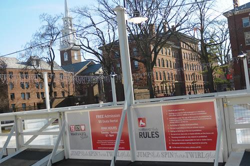 Free Skating at Harvard!