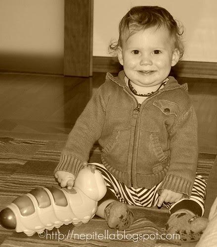 Elia 1 anno