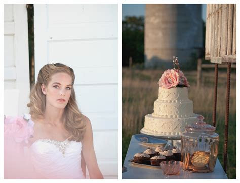 Rustic Romance Wedding Inspiration   Rustic Wedding Chic