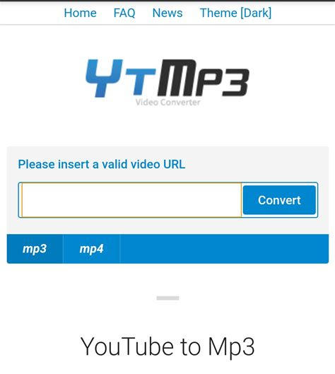 youtube  mp converter   tools