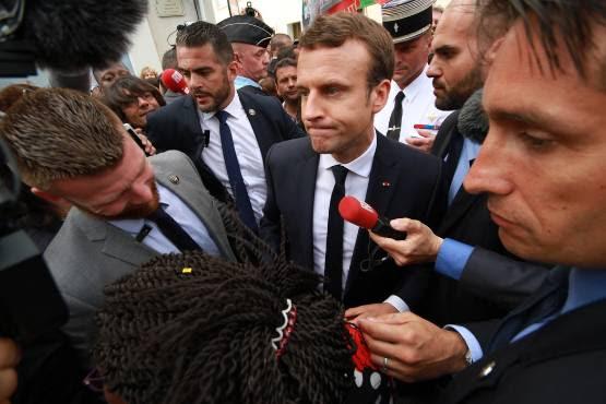 """Résultat de recherche d'images pour """"GM&S Macron"""""""