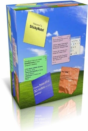 Efficient Sticky Notes 3.55.350 + Portable