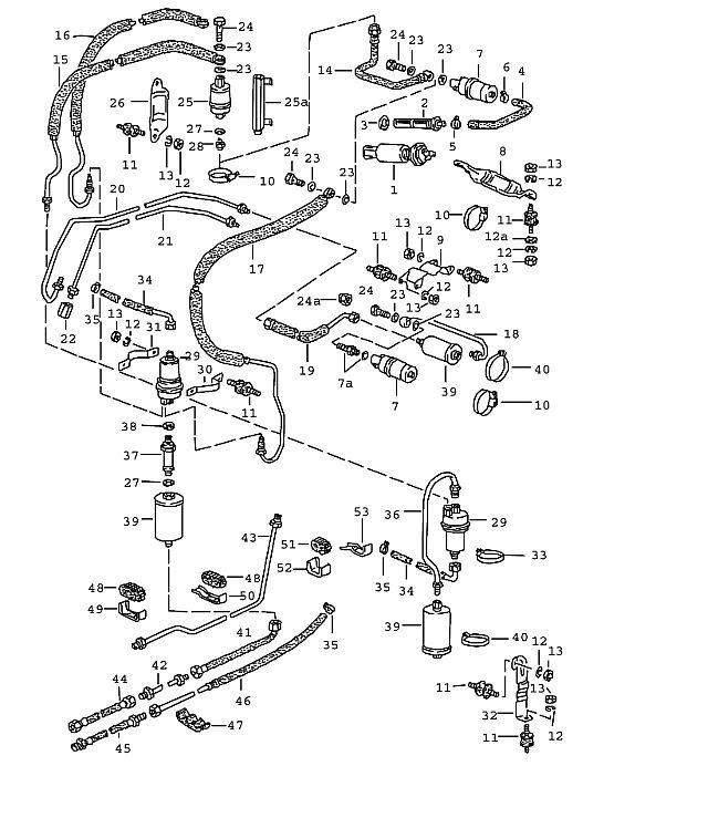 Porsche 928 Fuel Pump Wiring Diagram - Wiring Diagram