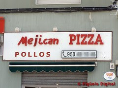 mejican pizza