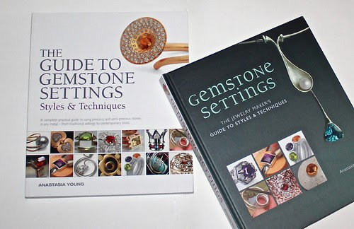 gemstone settings by Anastasia Young Jewellery