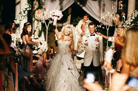 Jason and Pandora Wedding. Real Housewives of Beverly
