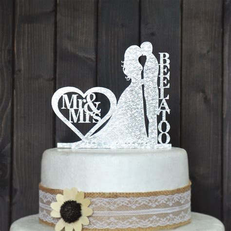 personalized wedding cake topper Wedding Decoration