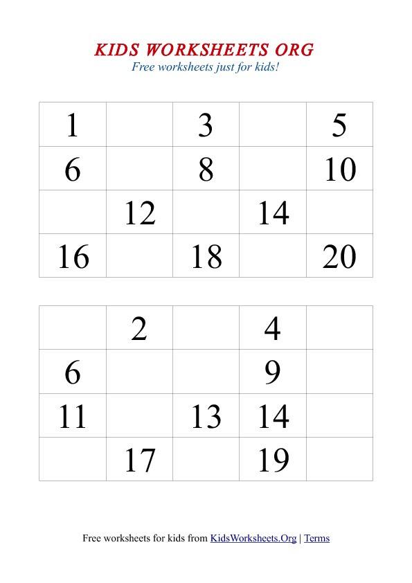 Missing Number Worksheet New 469 Missing Numbers