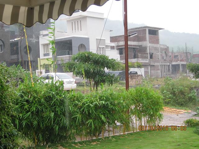 Shreeji Properties' Forest View Bungalows at Somatane PhataIMG_3168