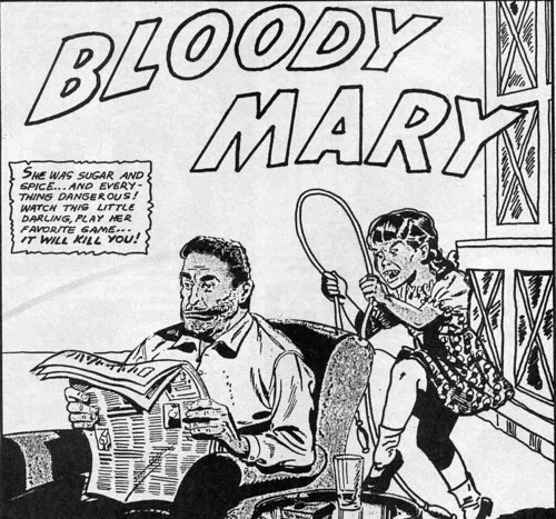Bloody Mary (Strange fantasy 10)