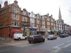 Moving to Ealing London