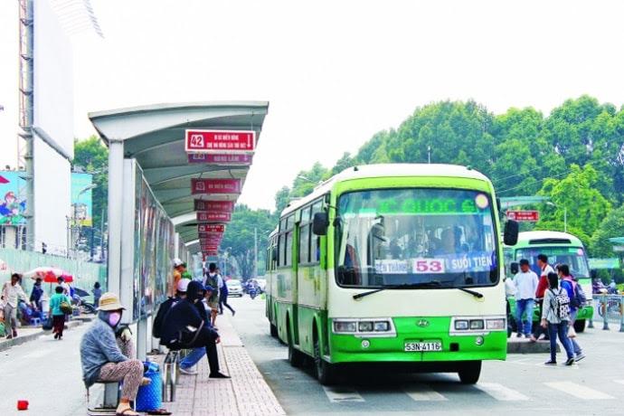 lương tài xế xe buýt