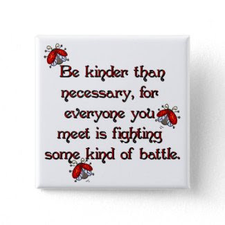 Be Kinder Buttons