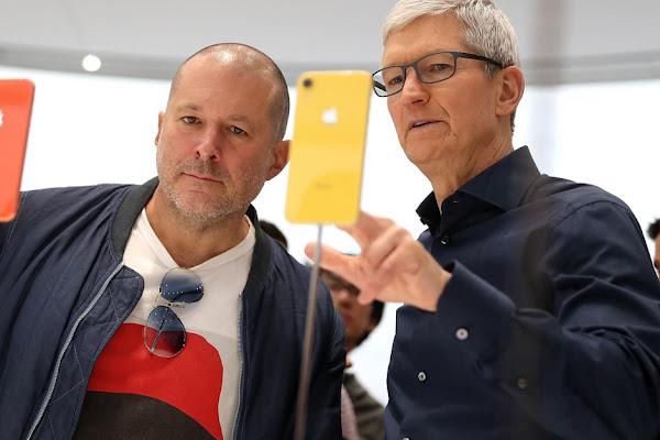 71cddd1e82a La salida del jefe de diseño, ¿Una señal de nuevos tiempos en Apple?