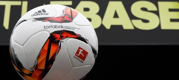 Bundesliga Match Ball Torfabrik To Feature A New Diamond Look The