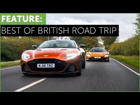 New Aston Martin Dbs Superleggera Vs Mclaren 720s Best Of British Road