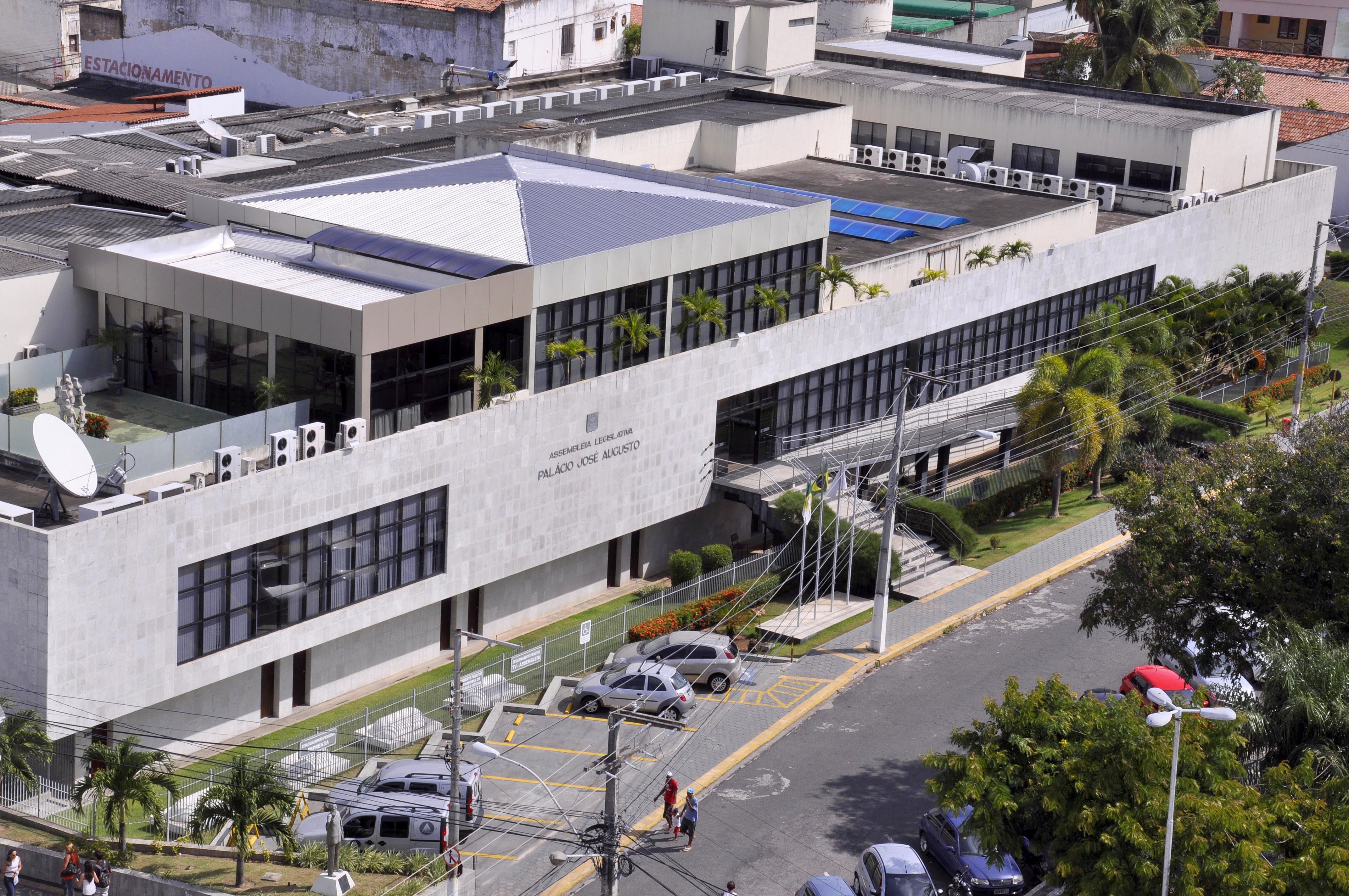 Resultado de imagem para Escola da Assembleia Legislativa rn