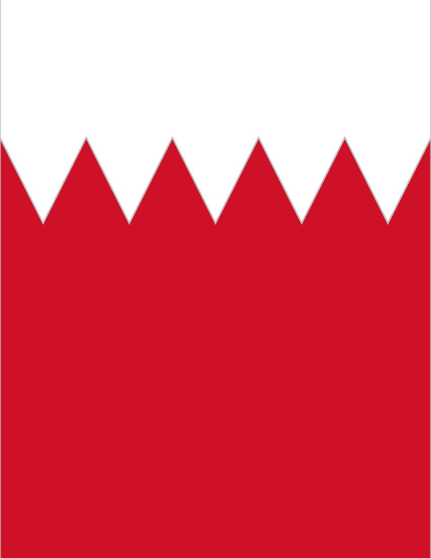 Bahrain Flags
