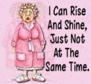 Funny Inspirational Good Morning Quotes I Can Rise And Shine
