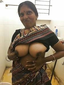 Tamilian Hot Maid Aka Kamwali Bai Naked Big Boobs XXX Pics