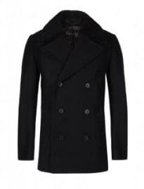 Allsaints Petrov Pea Coat