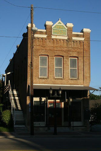 faulk-gaunt building