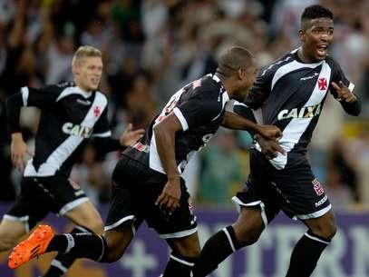 Vasco venceu Cruzeiro neste sábado Foto: Mauro Pimentel / Terra