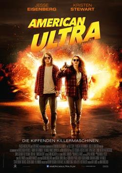 American Ultra Filmplakat